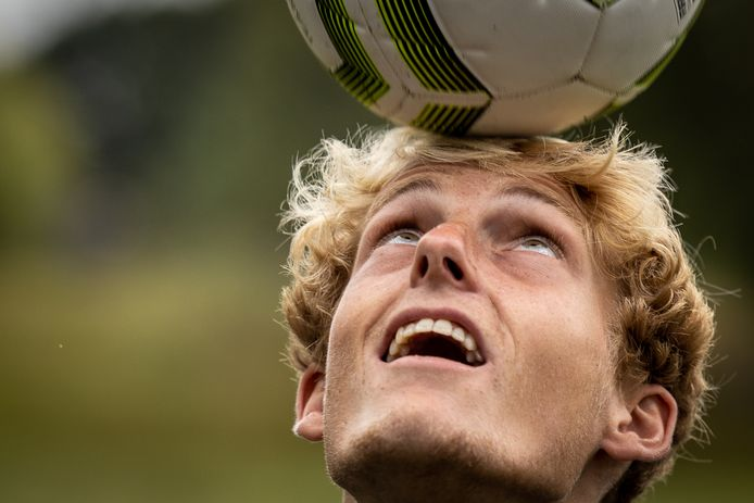 Jaap van Dijken speelt komend seizoen in de derde divisie, bij ACV.