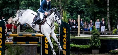 Unieke paardensportderby in Almelo: 'Geweldige wedstrijd'