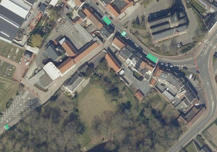 Wortegem-Petegem maakt werk van veiligere schoolroutes.