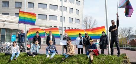 Geen vlag maar jaarlijks evenement voor lhbti'ers en andere groepen op Schouwen-Duiveland