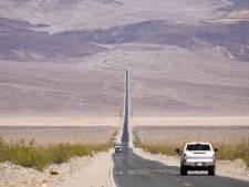 Nooit was het zó heet op aarde: 54,4 graden gemeten in Amerikaanse Death Valley