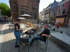 Horeca Kampen mag terras jaar langer verruimen