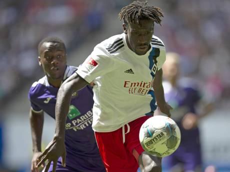 RKC huurt linksback Thierry Lutonda (19) van Anderlecht