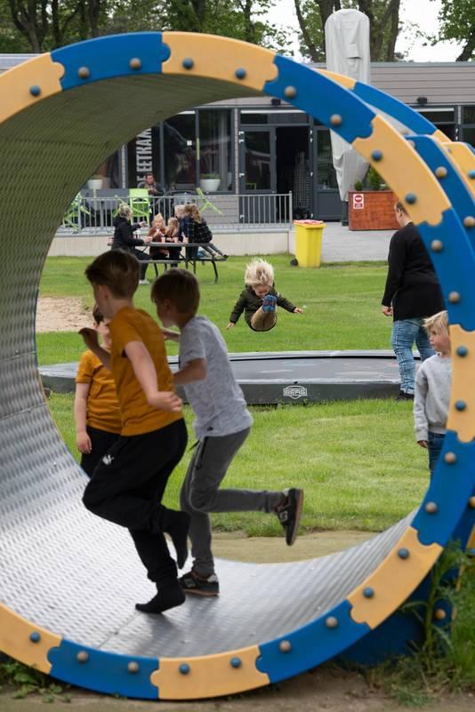 Speeltuin De Blije Dries in Wijchen is weer open.