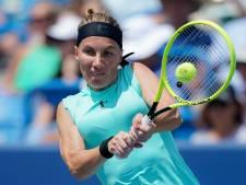 Voormalig kampioene Koeznetsova laat US Open schieten
