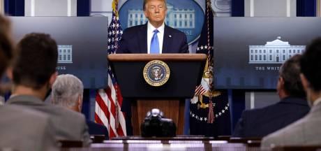 Trump weigert vreedzame machtsoverdracht te garanderen: 'We zullen zien wat er gebeurt'