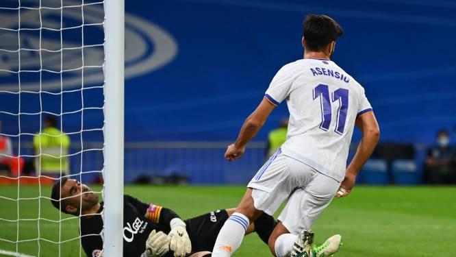Voetbal Kort | Asensio geniet na van hattrick bij Real Madrid: 'Het was een speciale wedstrijd voor mij'
