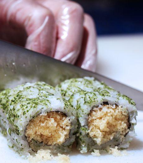 Aantal sushirestaurants neemt af, zijn we het hippe rijsthapje ineens beu?