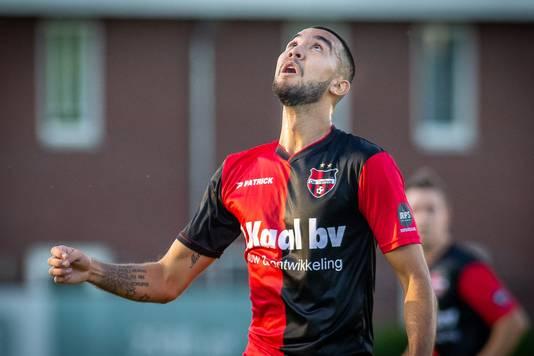 Gino van den Berg blijft bij De Treffers.