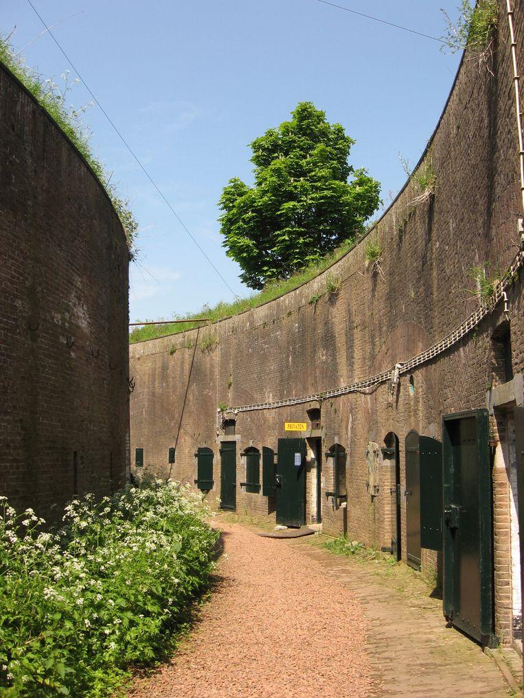 Fort Vuren Beeld