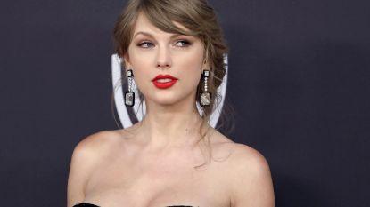 Taylor Swift genegeerd door de Grammy's, dus trok ze naar de BAFTA's