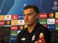 Coach Galtier: Lille is misschien wel de underdog