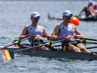 """Brys en Van Zandweghe """"niet op hun waarde geklopt"""" na frustrerende race vanuit zesde baan: """"Als je dit ziet… finale na finale pakken banen 1, 2, 3 medailles"""""""