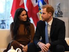 Harry et Meghan prennent leurs distances avec la famille royale britannique
