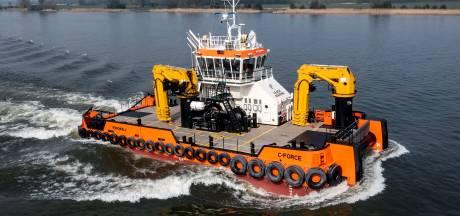 Damen levert werkschip in recordtijd: 'Deadline van zes weken is zelfs voor ons krap'