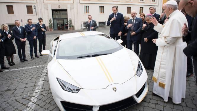 Te koop: unieke Lamborghini, altijd van oud mannetje geweest