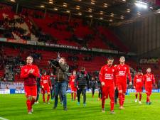 FC Twente-trainer Garcia: 'We geven het weg, en we geven het op. Dat mag niet'