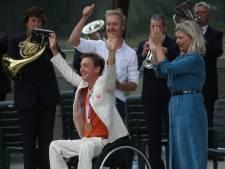 Helmond loopt uit voor paralympische helden: 'Het gaat om de prestatie, niet om de handicap'