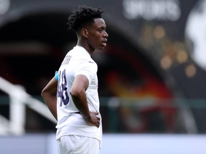 """""""Het beweegt rond Albert"""": Sambi Lokonga staat op vertrekken bij Anderlecht, maar wat wordt de bestemming?"""