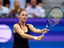 Pliskova voor de vijfde keer naar de WTA Finals, deelname Barty hoogst onzeker