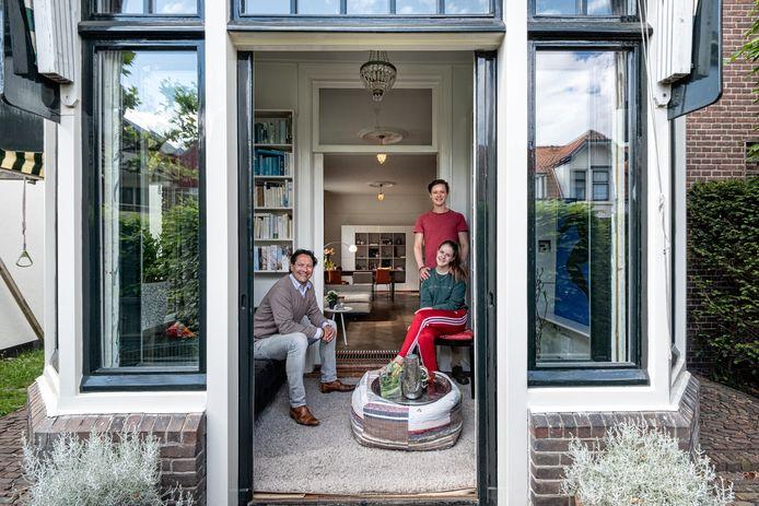 Pieter Aalbers was meteen verliefd op het huis.