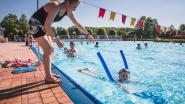 Buitenzwembad Puyenbroeck uitzonderlijk langer open door extreme hitte: Zwemmen tot 22 uur!