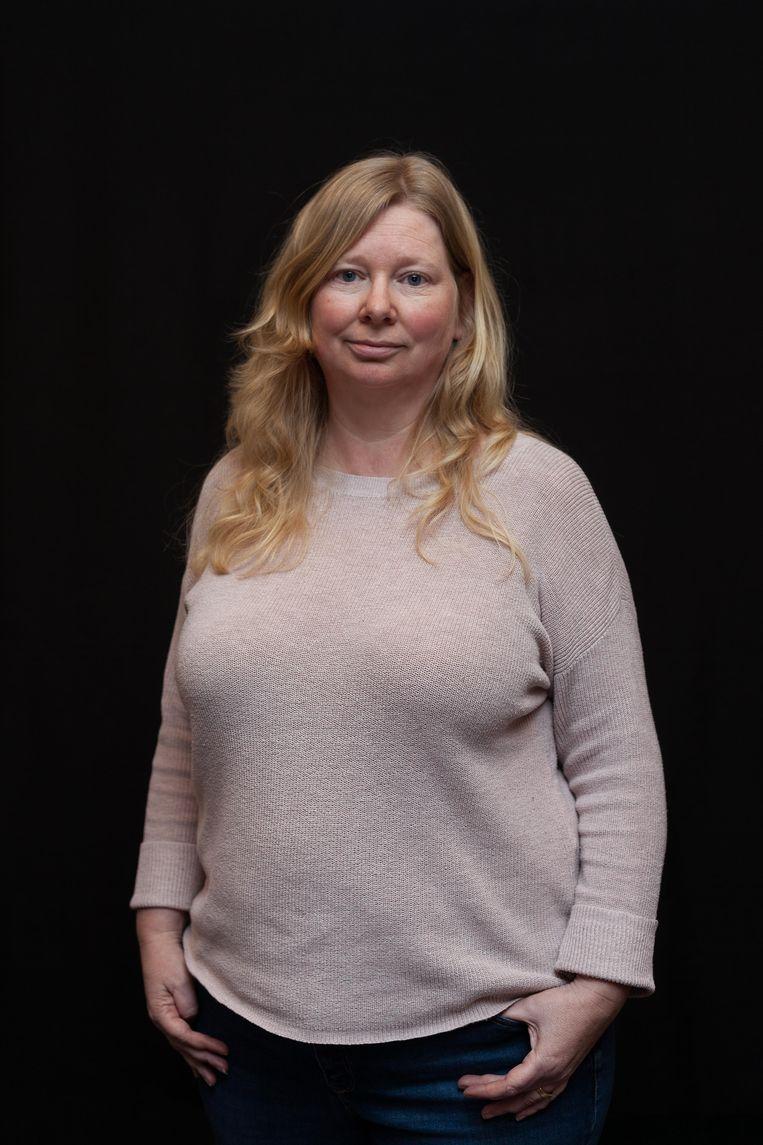 Dominique de Boer Scheffers (48), leerkracht basisschool. Beeld Nina Schollaardt
