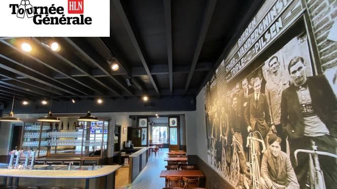 """Legendarisch volkscafé De Sportwereld zwaait na totaalrenovatie net zaterdag deuren open: """"Je snuift hier de sfeer van de jaren '30 op"""""""
