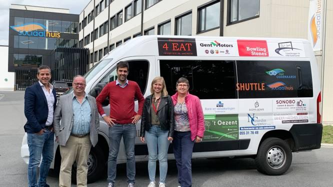 Gratis shuttlebus in Oudenaarde centrum rijdt weer uit in de herfstvakantie