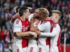 Gevierde man John Heitinga alweer buiten Ajax-selectie