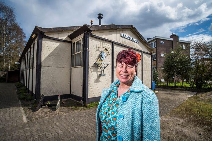 Anja van Raalte bij Het Wandelhus