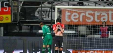 Bekerexit NEC na verlenging, geen halve finale tegen Vitesse