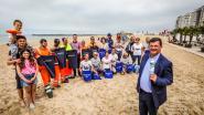 Welkom op 'Het Nieuwe Strand': rookvrij, met emoji-verdwaalpalen en opgeruimd samen met Proper Strand Lopers