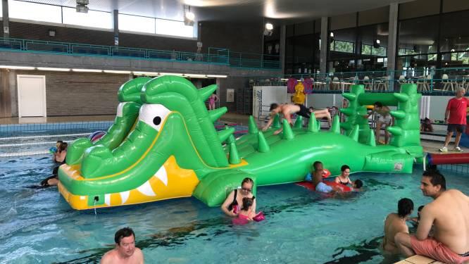 """Stedelijk zwembad heropent op 7 december: """"Momenteel brengen we temperatuur van water weer op peil"""""""