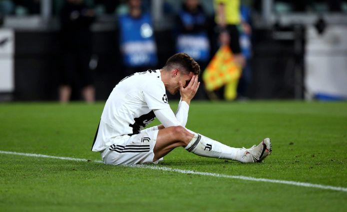 Foto ter illustratie. Een overschot aan talent in je team biedt nog geen garantie op de winst, heeft ook voetballer Cristiano Ronaldo in zijn carrière ervaren.