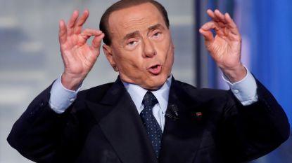 """Berlusconi: """"Dankzij mij is er einde aan   Koude Oorlog gekomen"""""""