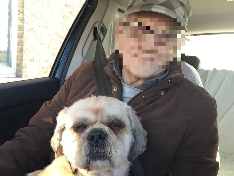 Daniel V. en zijn hondje konden gelukkig teruggevonden worden.