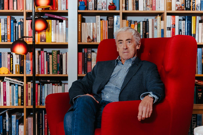 Paul De Grauwe: 'Nee, onze kinderen zullen niet opdraaien voor onze schulden.'  Beeld Damon De Backer