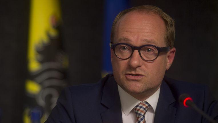 Minister van Dierenwelzijn Ben Weyts.