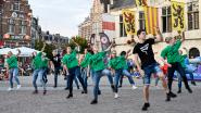 Oosterse krijgskunsten, dans, trampoline en rope skipping tijdens Denderende Donderdag