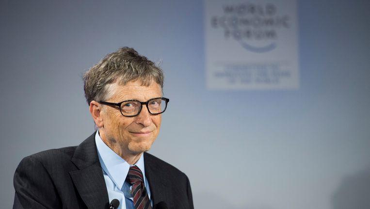 Bill Gates Beeld AP