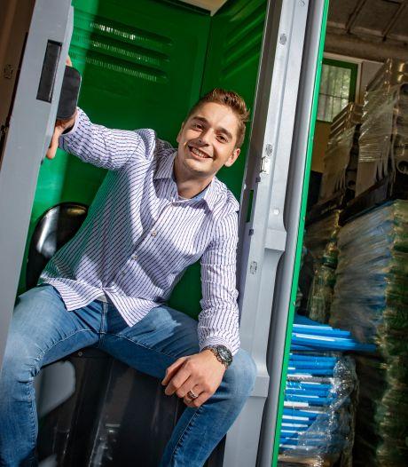 Bodhi (25) uit Deventer ziet omzet verdubbelen met opmerkelijk 'gat' in de markt: 'Horeca zit erom te springen'