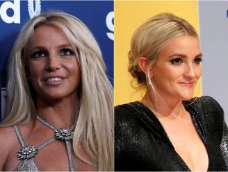 Jamie Lynn Spears blijft kalm na aanval van zus Britney