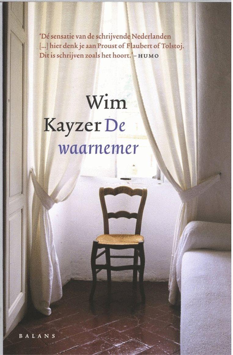Wim Kayzers – De waarnemer Beeld