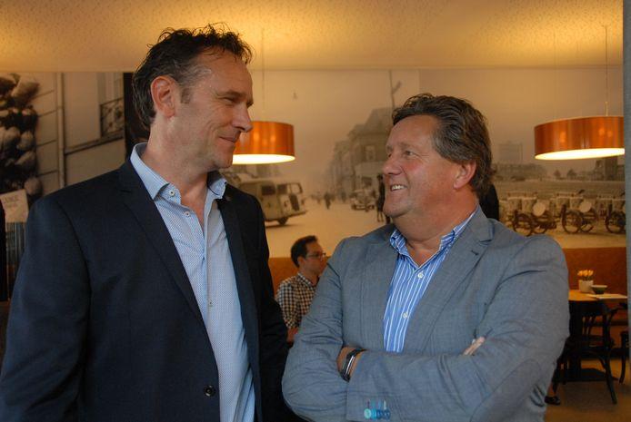 Hans van der Plas en John van Balkum van Gebroeders van der Plas