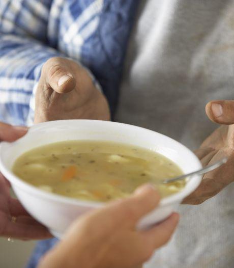 Over soep en vastenactie