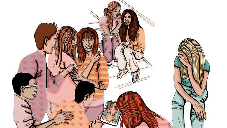 Illustratie Beeld Hedy Tjin/Het Parool