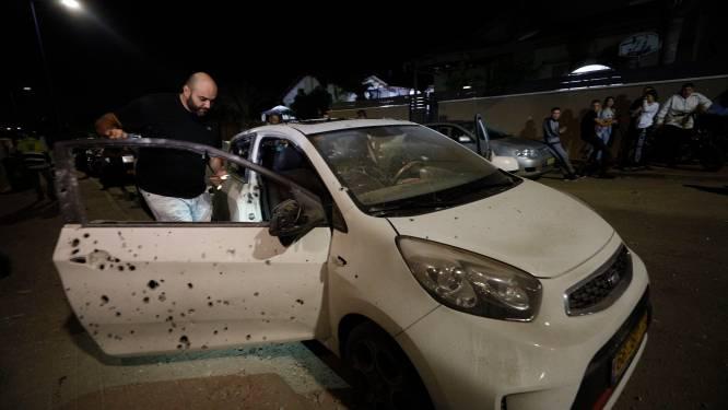 Verschillende raketten afgevuurd vanuit Gaza op Israël