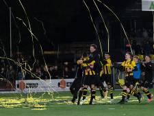 DVS'33 via strafschoppen in hoofdtoernooi KNVB-beker