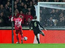 GA Eagles herovert koppositie na prima zege op Jong Ajax